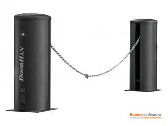 Цепной шлагбаум Chain-Barrier-PRO